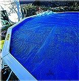Gre CPROV810 - Cubierta isotérmica para piscinas ovaladas, 800 x 470 cm