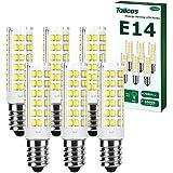 Ampoule LED E14, 7W (Équivalent Halogène 65W ) Blanc Froid 6000K 700LM Petite vis Edison Non Dimmable Sans Scintillement AC 2