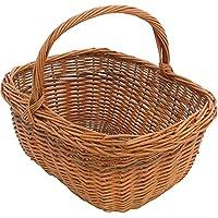 Garden Friend c1550210, cesta de mimbre de setas