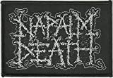 Napalm Death - Logo Woven Patch