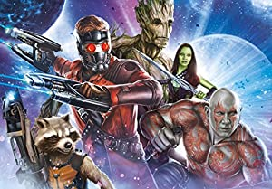 Clementoni 27514 - Guardians of the Galaxy Puzzle (104 pieces)