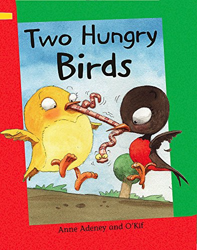 Two Hungry Birds (Reading Corner)