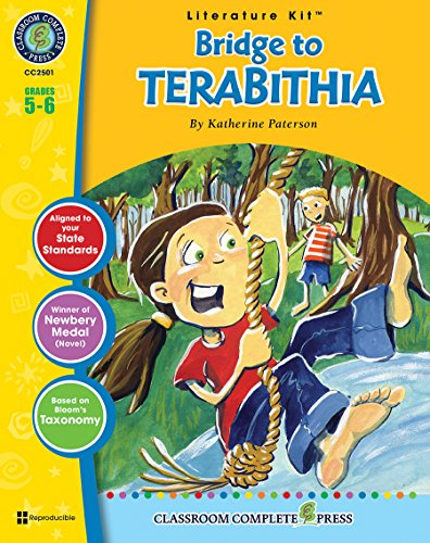 Bridge to Terabithia: Grades 5-6 [With Transparencies] (Literature Kit)