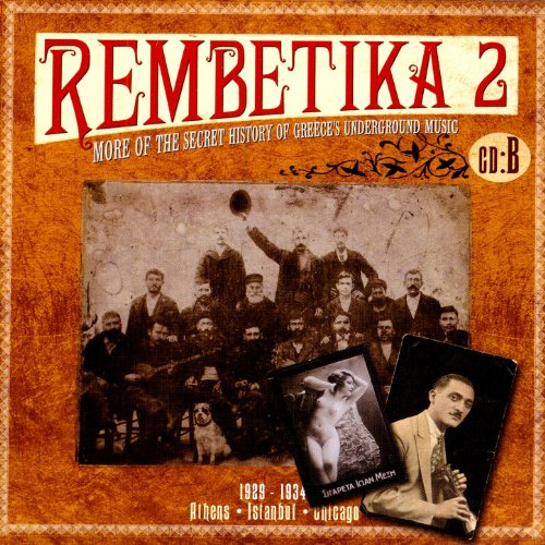 Rembetika (CD B)
