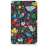 Image of Tablethutbox Pu Leather Folio Case Cover For Acer Iconia Tab 10 A3 a40 Acer Iconia One 10 B3 a30 design 5