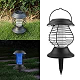Best Solar Bug Zappers - Bug Zapper Outdoor Solar Mosquito Trap Fly Zapper Review