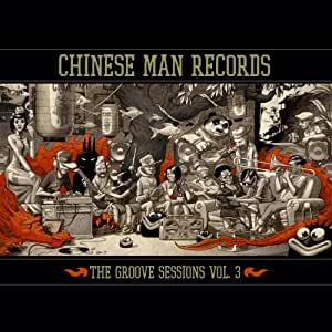 Groove Sessions Vol. 3 - 3lp Inclus Coupon MP3