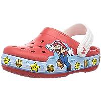 Crocs Unisex Kid's Fun Lab Super Mario Lights Clog