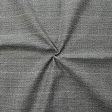 STOFFKONTOR 100% Baumwolle Flanell Stoff Glencheck