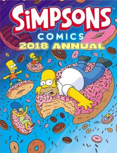 The Simpsons - Annual 2018 (Annuals 2018) por Matt Groening