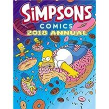 Simpsons - Annual 2018 (Annuals 2018)