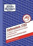 Avery Zweckform 1723 Lieferscheine mit Empfangsschein