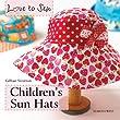 Search Press Books Children's Sun Hats,