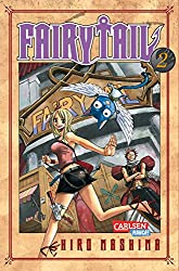 Fairy Tail, Band 2