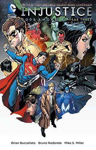 Injustice: Gods Among Us Year Three - Volume 2