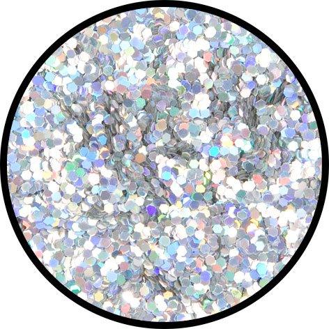 Eulenspiegel 912973 - Silber-Juwel (grob), holographisch, 12g -