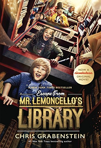 Escape from Mr. Lemoncello's Library Movie Tie-In Edition