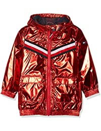 48a53d2e65c Tommy Hilfiger S Metallic Hooded Jacket