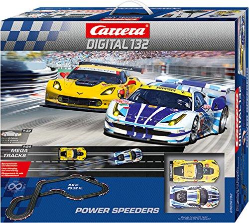 "Carrera 20030182\"" Digital 132 Power Speeders Fahrzeug"