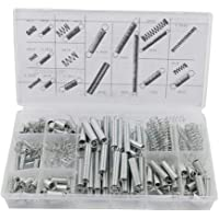 Sirius&Co Springs Extension of Zinc Plated Compression Springs Repair Tool Assortment Kit Silver Color Suit for 3D…