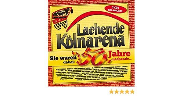 Lachende Kölnarena-Sie waren dabei 50 Jahre Lachende - Various ...