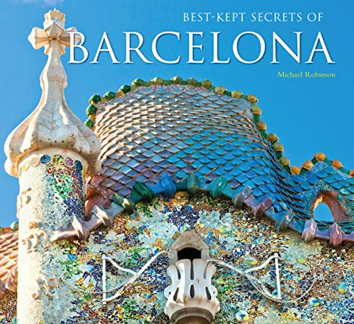 Best-Kept Secrets Barcelona [Idioma Inglés]