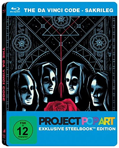 The Da Vinci Code - Sakrileg - Steelbook [Blu-ray]
