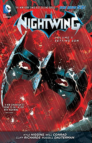 Nightwing Volume 5: Setting Son TP (The New 52) (Nightwing: The New 52!) por Kyle Higgins