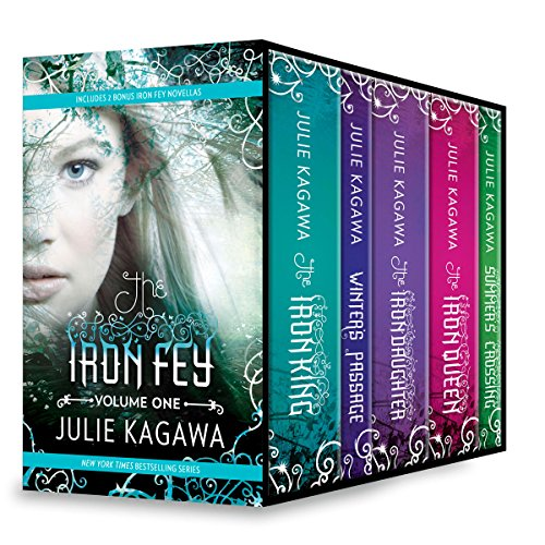 Iron Fey Series Volume 1: The Iron King\Winter's Passage\The Iron Daughter\The Iron Queen\Summer's Crossing (The Iron Fey) (Queen Iron)