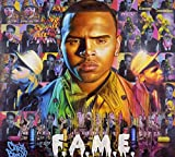 Infinite Arts Chris Brown (16inch x 14inch/39cm x 35cm) Silk Print Poster - Silk Printing - 570637