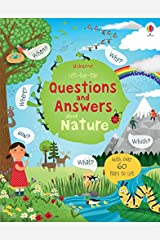 Lift the Flap Questions and Answers About Nature (Lift-the-Flap First Questions and Answers) Board book