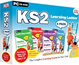Learning Ladder KS2 Four Pack - Includes Years 3, 4, 5 & 6 (PC) Bild
