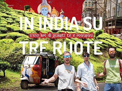 In India su tre ruote: 3.500 km di guasti, tè e monsoni (Gliuni) (Italian Edition) por Team Rust and Dust e Zandegù