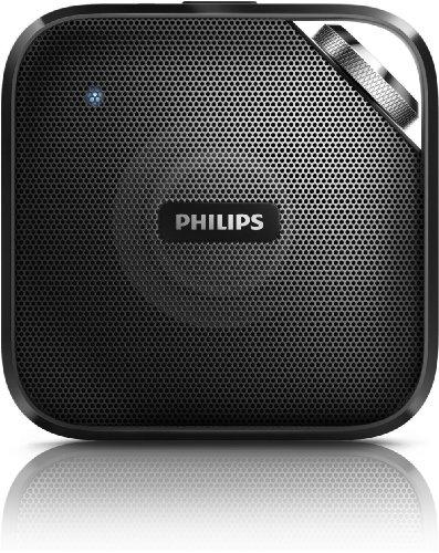 Philips BT2500B/37 Black Wireless Bluetooth Speaker