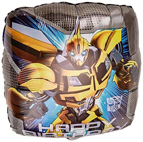 Standard Vierkant-Transformers Helium Ballon (Transformer Dress Up)