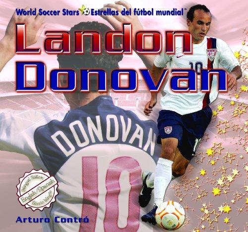 Landon Donovan (World Soccer Stars / Estrellas Del Futbol Mundial) por Arturo Contro