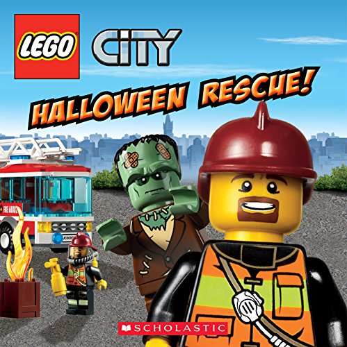 LEGO City: Halloween Rescue - Lego Monster Fighters Halloween