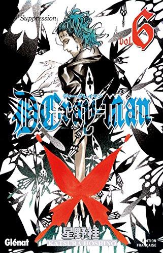 D.Gray-Man - dition Originale - Tome 06 par Hoshino Katsura