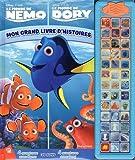 Le monde de Dory ; Le monde de Nemo - Mon grand livres d'histoires