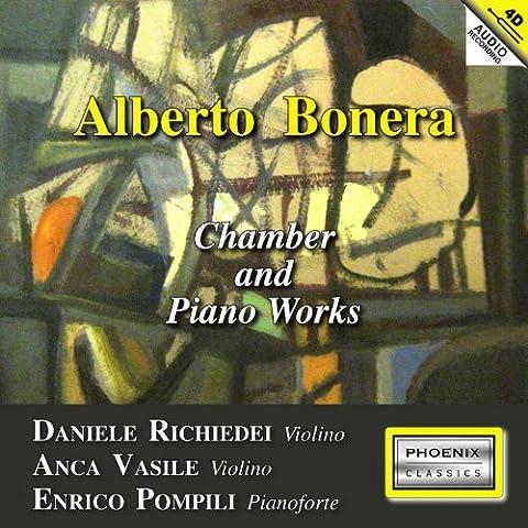 Sonata No. 1 per violino e pianoforte: II. Scherzo. Presto