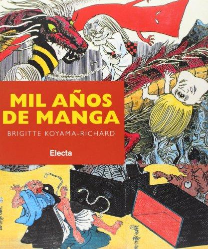 Mil años de manga (ELECTA ARTE)