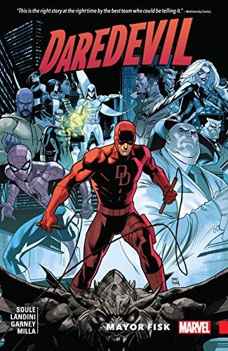 Daredevil: Back In Black Vol. 6: Mayor Fisk (Daredevil (2015-)) (English Edition)