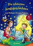 Die besten 4-Jährige Bücher - Die schönsten Jungsgeschichten zum Vorlesen für gute Träume Bewertungen