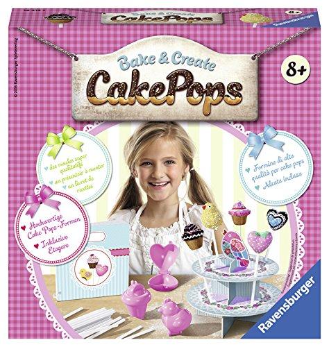 Ravensburger 18412 - Bake & Create Cake Pops
