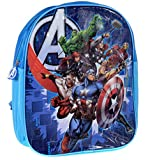 Best Spider-Man Book Bags For Boys - The Avengers Official Boy's Blue School Travel Backpack Review
