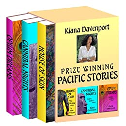 PRIZE-WINNING PACIFIC STORIES (SPECIAL EDITION BOXED SET VOL. I-III) HOUSE OF SKIN, CANNIBAL NIGHTS, OPIUM DREAMS by [Davenport, Kiana]