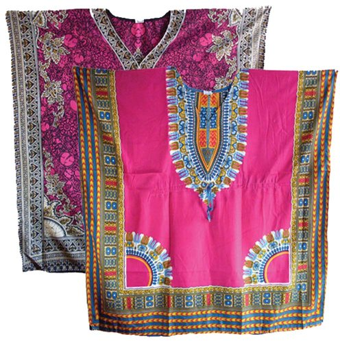 Cotton Kaftan - Assorted Colors/Styles