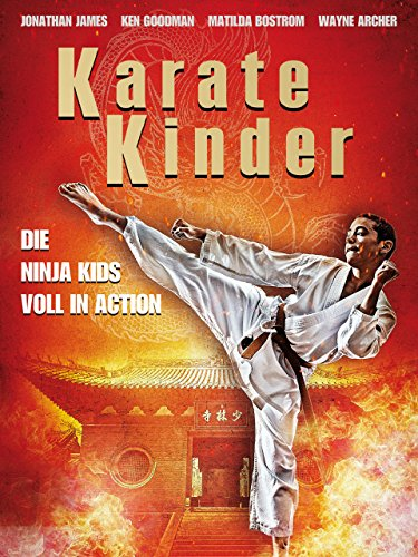 Karate Kinder Cover