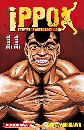 Ippo - Saison 2 - Destins de boxeurs Vol.11 par MORIKAWA George
