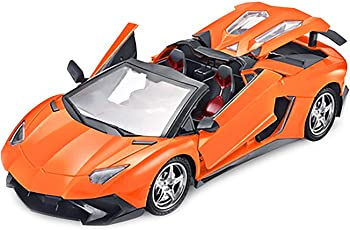 Remote control buy remote control games online at best prices in zitto rechargeable remote control sports car with opening doors orange fandeluxe Image collections